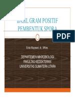 Bbc215 Slide Basil Gram Positif Pembentukan Spora