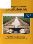 Penegelolaan Tanah Dan Airx