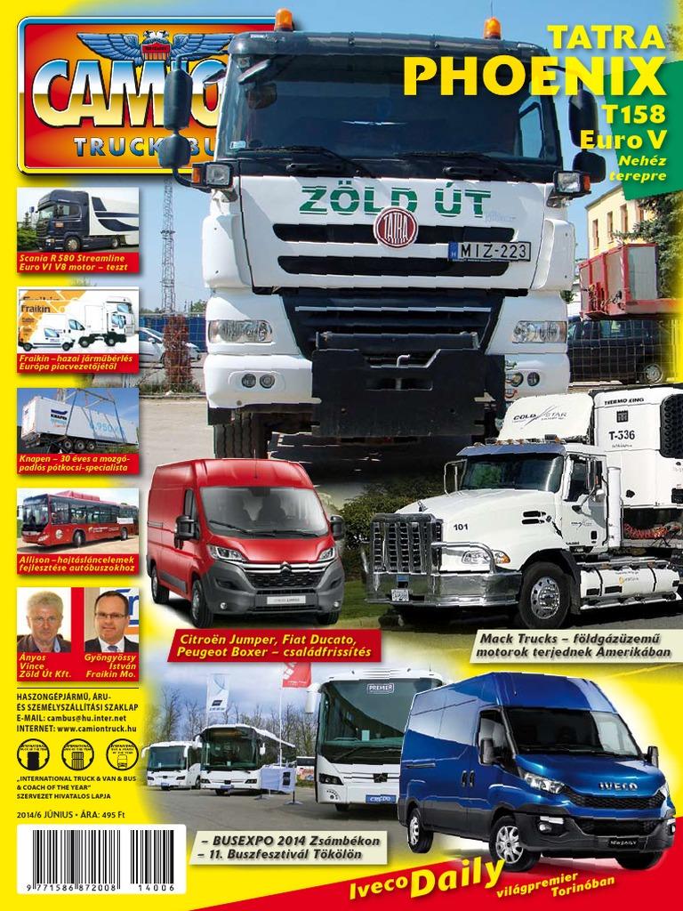 2014 06 Camion Truck   Bus Magazin 786c56100d