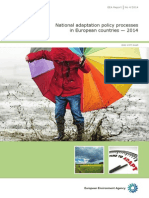 EU National Adaptation Policy Processes