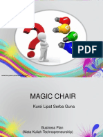 Ppt Analisa Magic Chair Tekno