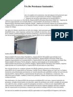 Reparación De Persianas Santander.