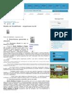 Studiu de Fezabilitate - Organizare Nunti