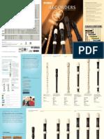 310 Catalogue Flutes a Bec Fr