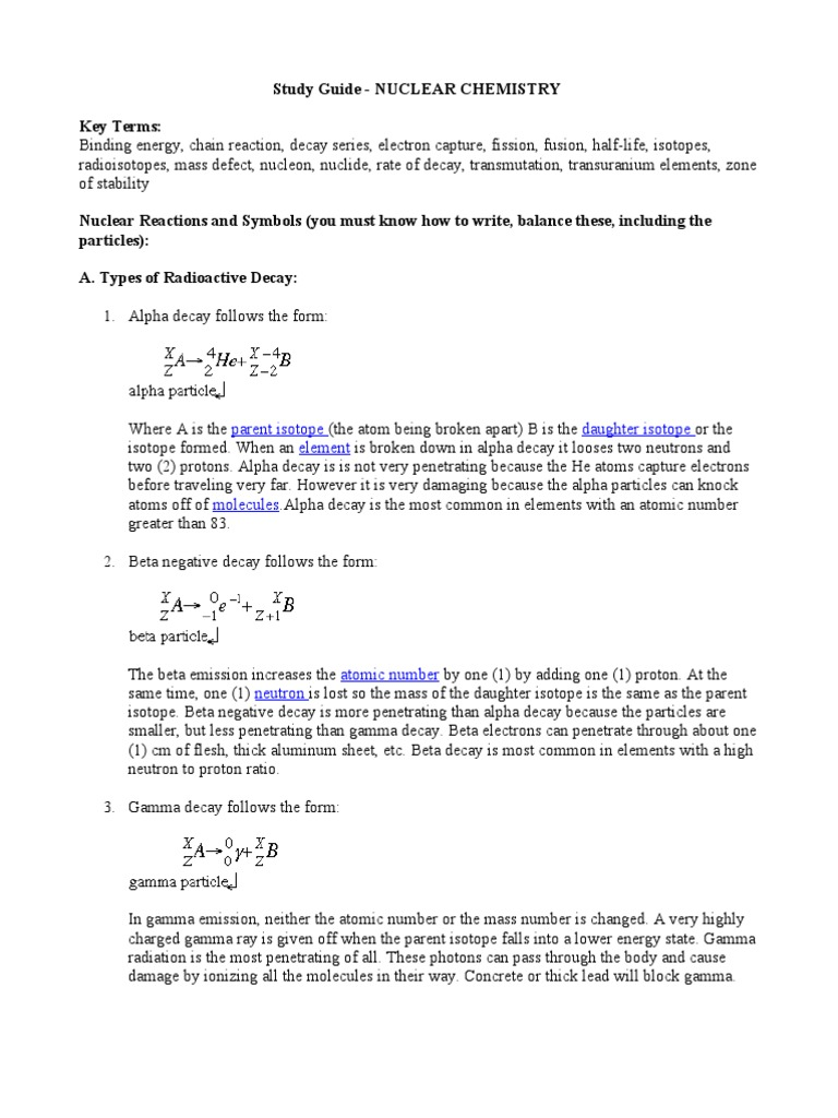 All Grade Worksheets Atoms And Isotopes Worksheet Answers All – Nuclear Decay Worksheet Answers