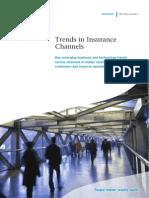 Trends in Insurance Channels