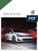 2015 Golf GTI