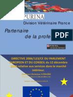 Présentation Directive Services Toulouse 3 décembre 2009