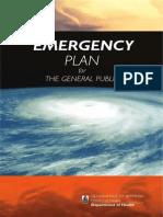 Emergency Plan Bermuda