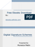 Free eBooks for All Courses