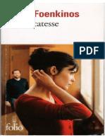 La Delicatesse - David Foenkinos