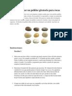 Cómo diseñar un pulidor giratorio para rocas.docx