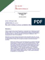 Bunag Jr vs Court of Appeals G.R. No. 101749