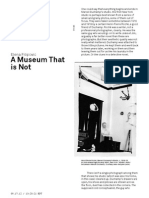 A Museum that is Not.pdf