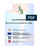 RP Water Situation Report 2006