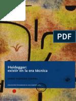 Heidegger existir en la era técnica J. Acevedo.pdf