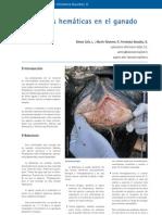 Cría y Salud 28_28-30_Parasitosis hemáticas en el ganado bovino (I)