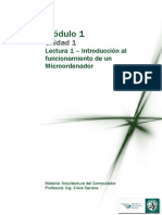 M1 Lectura 1 - Introducción al funcionamiento de un Microoedenador 2011.pdf