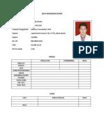 Data Mahasiswa Klinik (Format)
