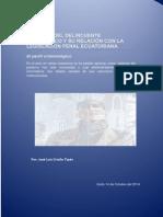 El perfil del delincuente informático y la legislación penal del Ecuador.pdf