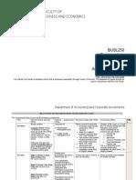 BUSL250 Assessment Guide