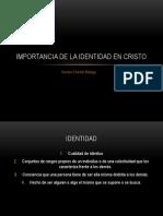 Importancia de la identidad en cristo.pptx