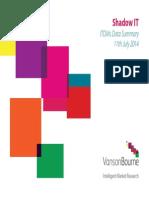 Vanson Bourne Data Summary