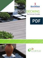 spesifikasi decking komposit