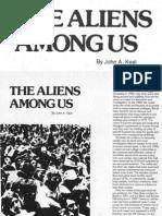 Aliens Among Us by John A. Keel