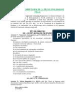ORDENANZA TRIBUTARIA DE LA MUNICIPALIDAD DE FRAM.pdf