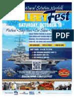 2014 Fleet Fest Flyer