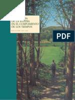 Historia de La Iglesia - Manual Del Estudiante