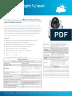 Ambient Light Sensor-Datasheet