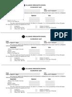 Clearance SLIP Form1