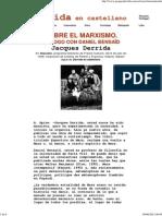 BENSAID, Daniel; DERRIDA, Jacques - Sobre el marxismo.pdf