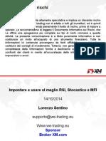 RSI MFI Stocastico Forex Trading