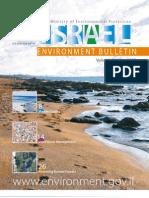Israel Environment Bulletin 2007 Vol 32