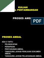 4. Pertemuan Ke-5 Proses AMDAL
