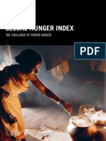Global Hunger Index 2014