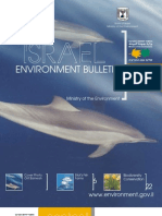 Israel Environment Bulletin 2005 Vol 28