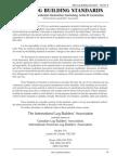 International Log Building Standards
