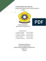 Makalah Ob Kelompok 10 Anatomi Histologi Fisio Mukosa Oral, Lidah,Faring,Laring