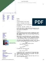 Platoon Screenplay - Oliver Stone