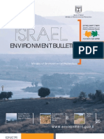 Israel Environment Bulletin 2006 Vol 31