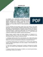 EPIDEMIOLOGÍA entamoeba.docx