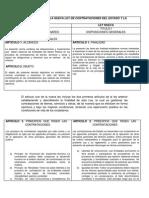 CUADRO COMPARATIVO ENTRE LA NUEVA LEY DE CONTRATACIONES DEL ESTADO Y LA ANTERIOR.docx