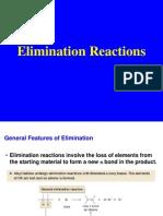 Eimination Reactions Good