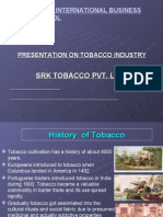 Tobacco Industry trade
