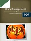 Brand Management Bacardi Samvedita