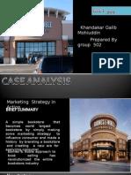 Barns & Nobles - Case Presentation